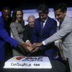 Histórica celebración en Buenos Aires: primer siglo de Consudatle 2