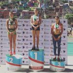 Woodward y Cossio, con récords nacionales en 100m en Cochabamba 7