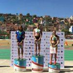 Woodward y Cossio, con récords nacionales en 100m en Cochabamba 5