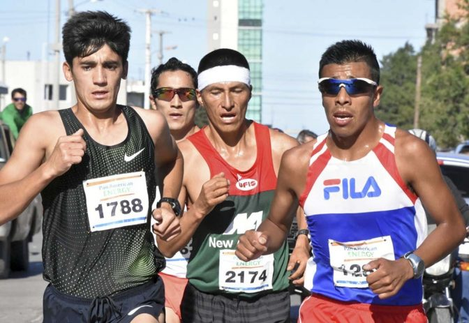 El peruano Huamán ganó en Comodoro Rivadavia 6
