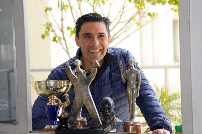 Carlos Gats, a dos décadas de sus récords de velocidad 1