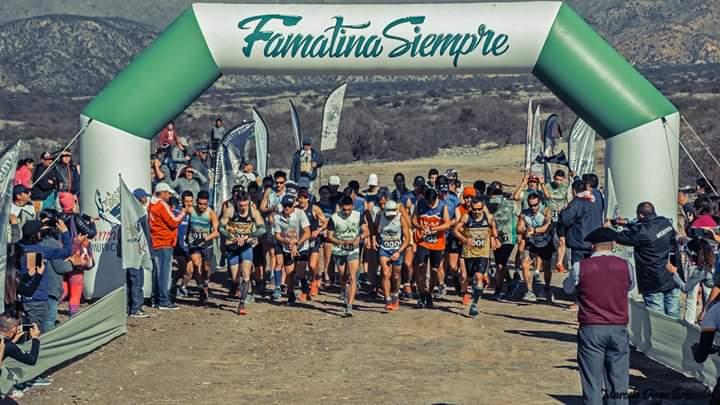 Nacional de Trail en Famatina 1
