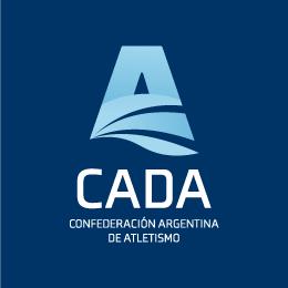 Logo oficial de la Confederación Argentina De Atletismo