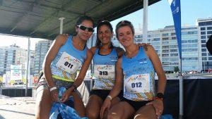 Argentina segundo en el podio por equipos en Montevideo 5