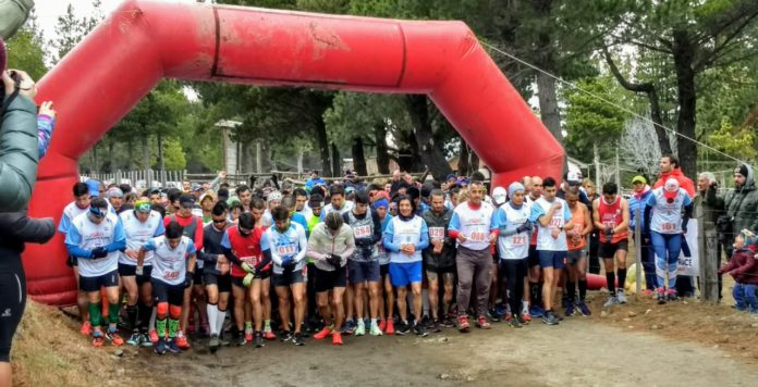 Muñoz y Mainetti son campeones en montaña 1