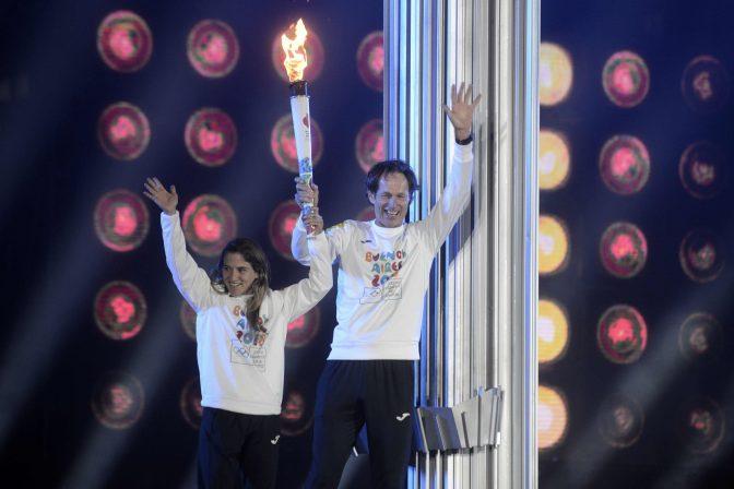 Buenos Aires ya vibra con los Juegos: se inauguraron oficialmente 2