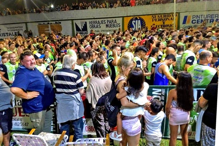 Río Cuarto: más que una carrera, un festejo colectivo 1