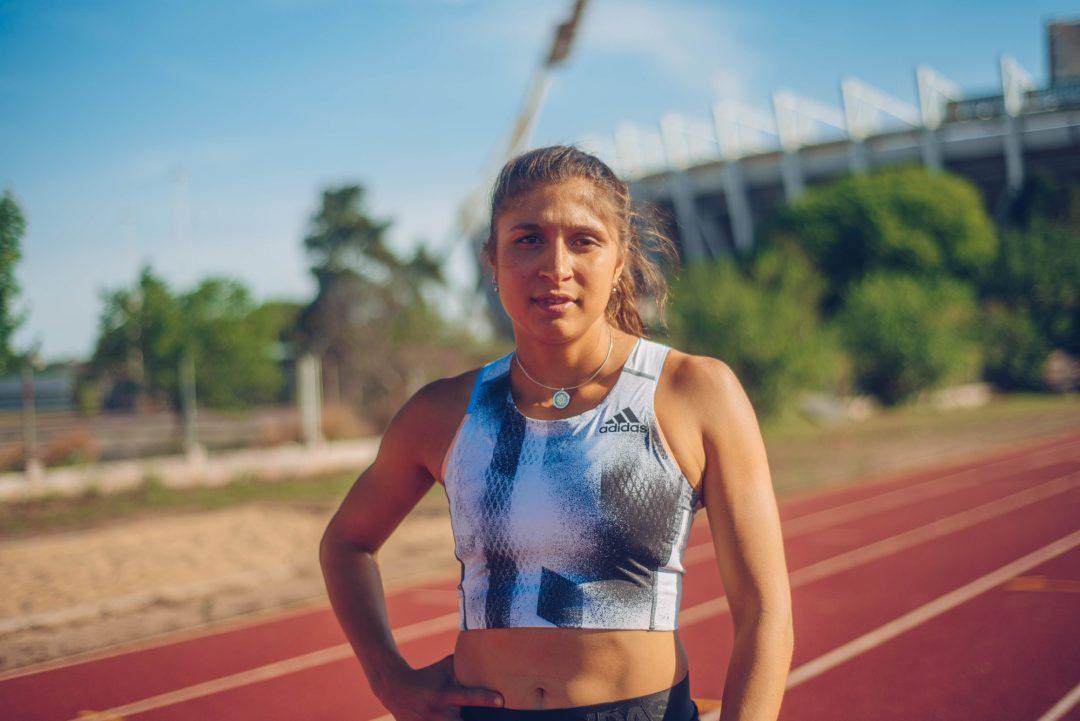 Noelia Martínez, rumbo al Sudamericano Indoor 1
