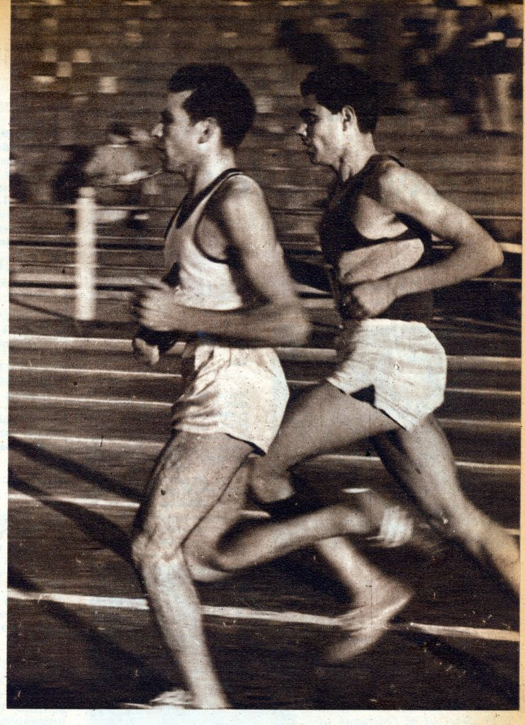 Suárez, Gómez y Lemos: a seis décadas del histórico maratón en Roma 1