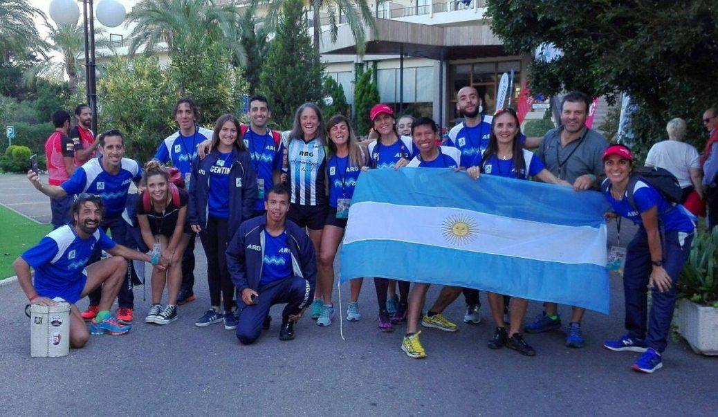 Argentinos en el Mundial de Ultra Trail en España 1